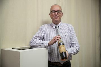 Un cognac vieux de 155ans à l'encan)