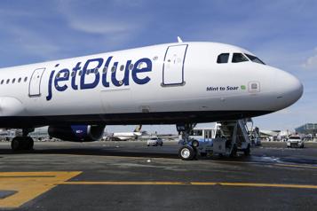 L'américaine JetBlue offrira des vols au Canada)