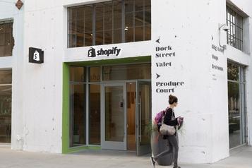 Les bureaux de Shopify fermés jusqu'en 2021)