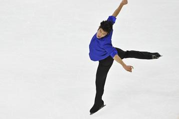 Nathan Chen remporte la compétition Skate America)