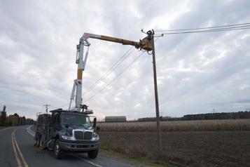 Panne majeure de deux heures L'électricité rétablie en Gaspésie)