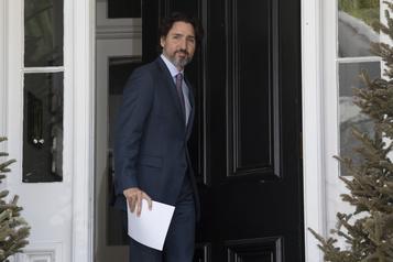 Trudeau ouvre une conférence de l'ONU sur la relance mondiale post-pandémie)
