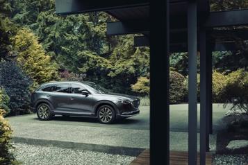 Mazda réformera sa gamme avec de nombreux VUS