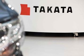 Coussins gonflables Takata Ford devra rappeler 3millions de véhicules aux États-Unis)