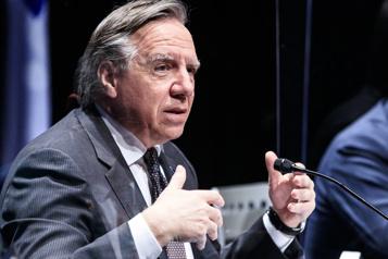Le protectionnisme aux États-Unis préoccupe François Legault)