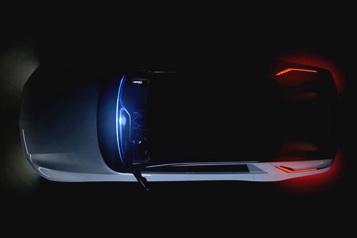 Consumer Electronics Show Avant-goût de la Cadillac Celestiq, une nouvelle Bolt en février)