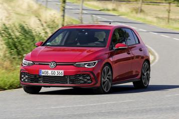 Golf GTI et Golf R Volkswagen dévoile sa liste de prix )