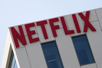Hausse des tarifs aux États-Unis L'action Netflix grimpe )