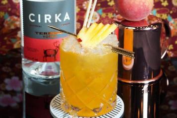 Des cocktails prêts à boire)