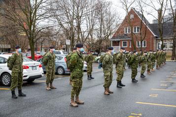 CHSLD: Québec rendra public le rapport des Forces armées)