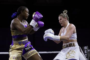 Boxe La défaite de Marie-Eve Dicairelui servira de «tremplin»)