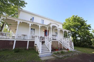 Bas-Saint-Laurent La Maison de Jean-Baptiste, un projet porté par la communauté)