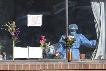 COVID-19: 20% des personnes infectées travaillaient en santé)