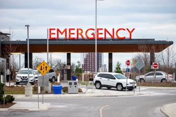 Près de la moitié des hôpitaux en Ontario sont en mauvais état)
