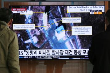 Nouveau «test crucial» réalisé par la Corée du Nord