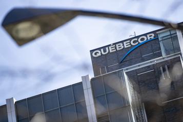 Québecor Recul du bénéfice et hausse des revenus)