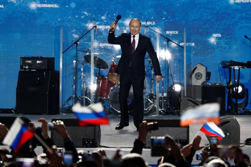 La Russie prête à «examiner» un éventuel retour au G8