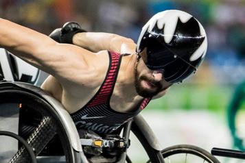 Grand Prix de para-athlétisme Brent Lakatos finit en beauté avec deux victoires)