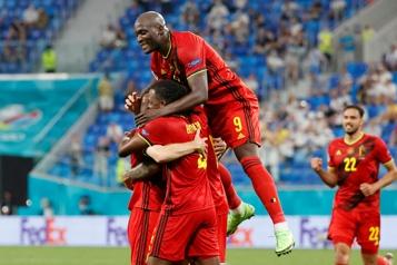 Euro La Belgique et le Danemark qualifiés pour le prochain tour)