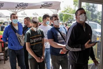 Serbie Un chèque de 38dollars à tous ceux qui se font vacciner)