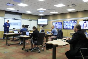 Universités et nouvelles formations HEC Montréal et ESG UQAM: créer de nouveaux cours enpleinecrise)