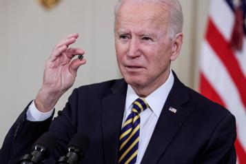 La Maison-Blanche va tenir un sommet sur la pénurie de semi-conducteurs)