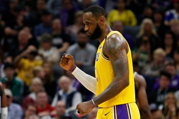 Première victoire pour les Lakers depuis la mort de Kobe Bryant