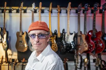 Michel Cusson Musicien ensérie)