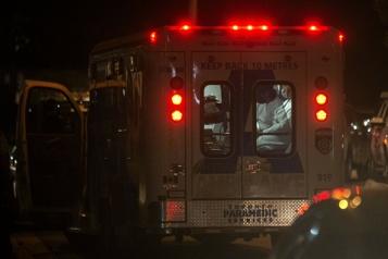Fusillade à Toronto La fillette atteinte par balle dans un état critique)