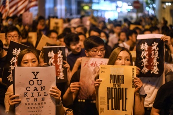 Hong Kong: week-end crucial pour les manifestants