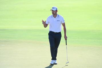 Championnat du circuit de la PGA Patrick Cantlay toujours en tête du classement de la Coupe FedEx