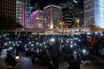 Manifestation à Hong Kong: la «dernière chance» d'écouter les revendications