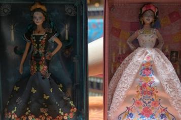 Mexique La Barbie «squelette» s'impose sur le marché)