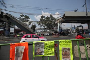L'accident du métro de Mexico provoqué par un «défaut structurel»)