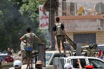 Libye: les interventions étrangères enveniment le conflit )