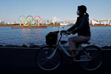 Le report des Jeux de Tokyo coûtera 2,8milliards)