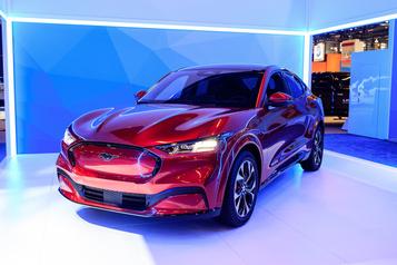 Ford et Volkswagen Mustang Mach-E etVolkswagenID.4: autonomie confirmée)