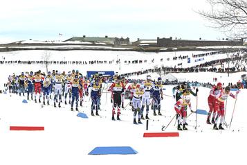 La Coupe du monde de ski de fond à Québec en mars
