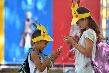 Les dresseurs de Pokémon attendus auparc Jean-Drapeau