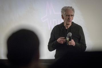 David Cronenberg de retour au cinéma)