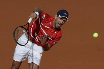 Roland-Garros Djokovic éjecte son adversaire en 1h23 et passe au 3etour)