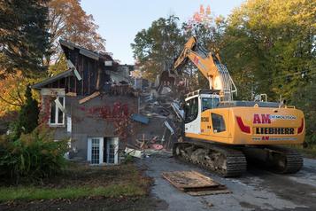 La démolition: l'art de détruire