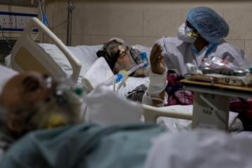 COVID-19 en Inde Les é.-U. veulent aider le pays à augmenter ses capacités d'oxygène)