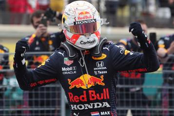 Grand Prix de France Verstappen et RedBull ont fait les bons choix)