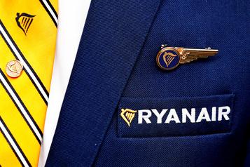 Les pilotes de Ryanair en grève les 22 et 23août