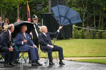 Lorsque le parapluie ne coopère pas)