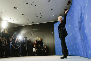 Hommage à la grande Helen Mirren à la Berlinale
