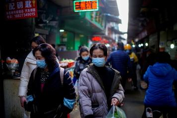 COVID-19 La souche Delta se propage en Chine)