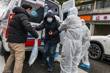 Virus chinois: le nombre de cas pourrait être supérieur à 40000