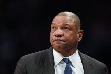 Doc Rivers sera le prochain entraîneur des 76ers de Philadelphie)